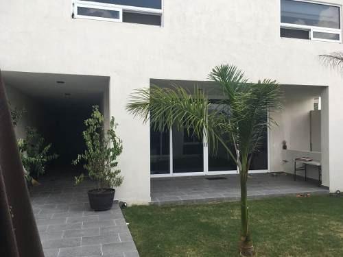 (crm-989-1142)  casa en venta en privada los faisanes-carretera nacional (old)
