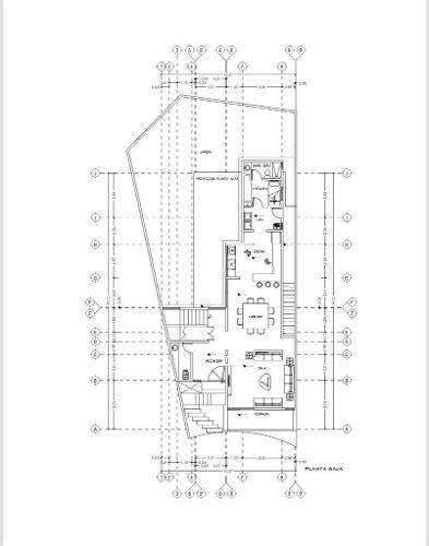 (crm-989-1146)  casa en venta en fracc. contry sur al sur de monterrey (aah)