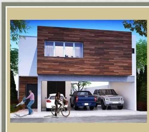 (crm-989-1198)  casa en venta en fracc. los nogales zona carretera nacional (ljgc)