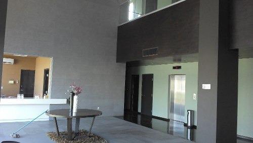 (crm-989-237)  departamento en venta totalmente equipado en torre loftstudio, excelente ubicación zona valle, vigilancia, control de ac