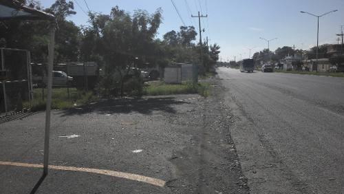 (crm-989-245)   terreno en venta excelente ubicación sobre carretera nacional en santiago nl, de uso de suelo comercial.