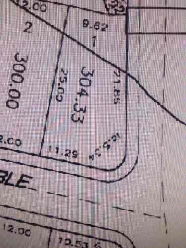 (crm-989-613)  (acc)terreno en esquina  en fraccionamiento privado catujanes