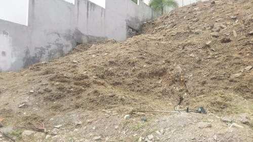 (crm-989-778)  (acc)terreno en fraccionamiento dinastia seguridad las 24 hor