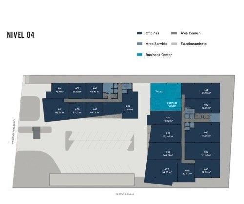 (crm-989-941)  (csm) 50-or-1478 oficinas nuevas en renta en quadra towers