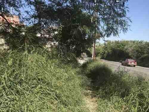 (crm-989-975)  (ggp) terreno en venta en col dos rios - guadalupe, n. l.
