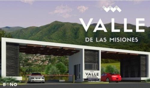 (crm-989-990)  (mvo) pre-venta de terrenos en valle de las misiones -carr. nacional