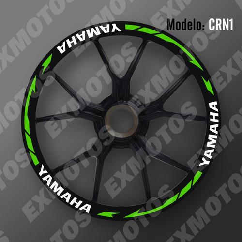 crn1 cintas reflectivas para aro d moto motocicleta adhesivo