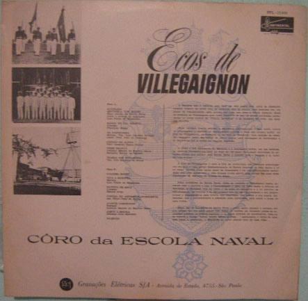 côro da escola naval - ecos de villegaignon