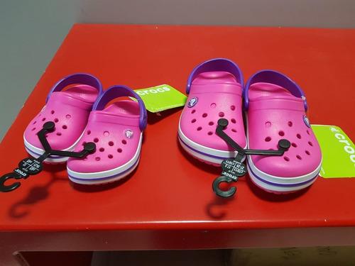 crocband crocs de nena