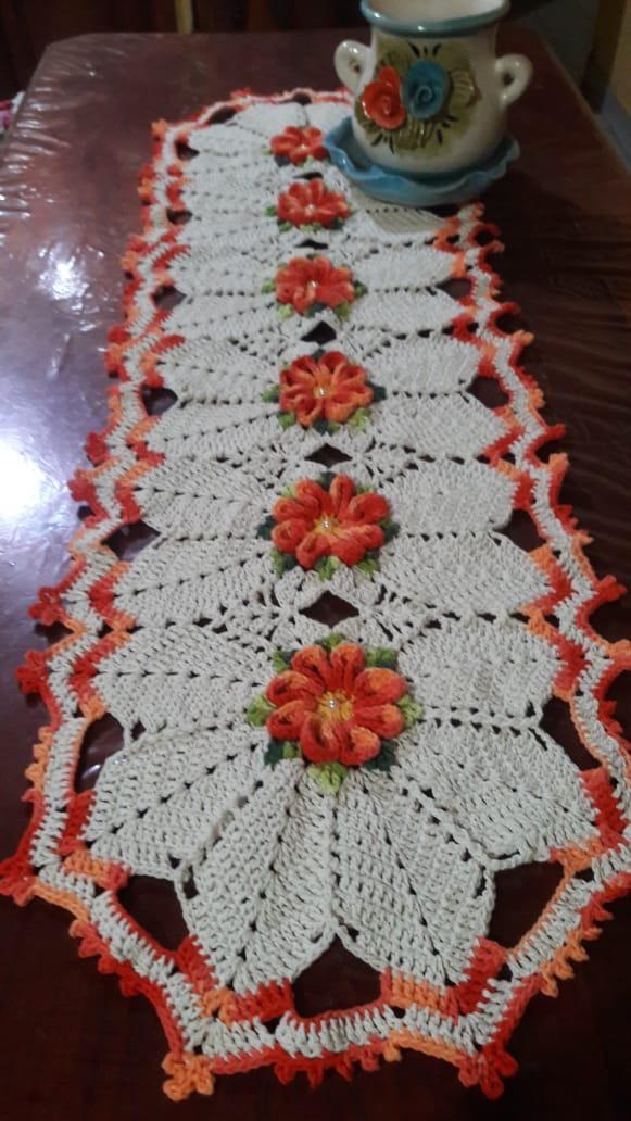 566c29e213fea Crochet. Accesorios Tejidos A Mano. -   1.000
