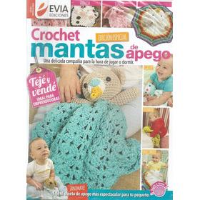 Crochet Mantas De Apego
