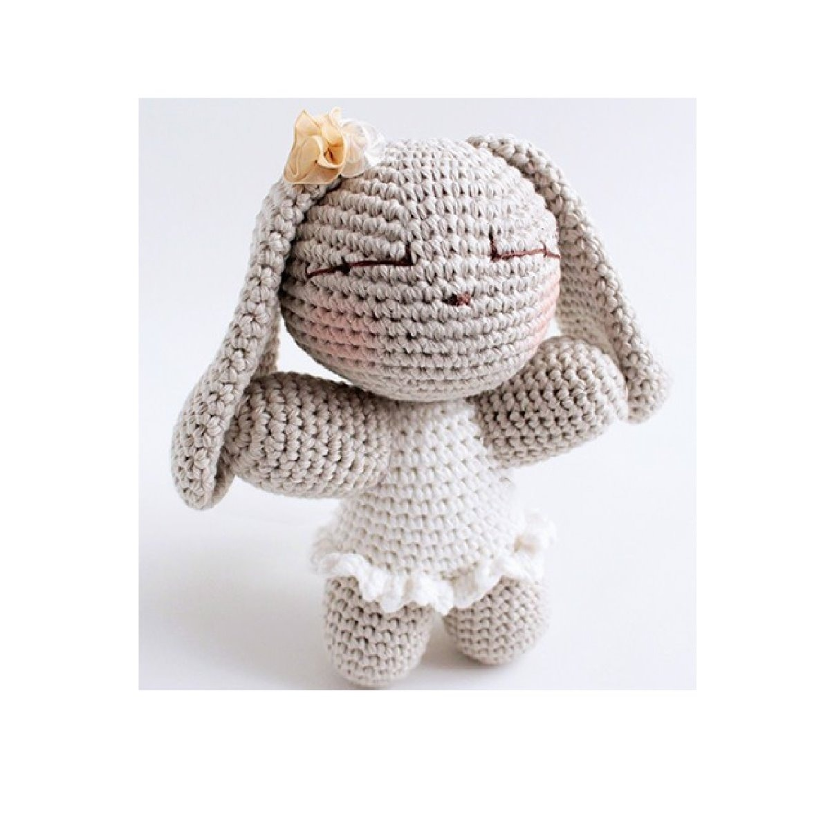 Crochet Recuerdos Bautismo Primera Comunión - $ 120.00 en Mercado Libre
