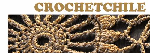 crochetchile polainas niña 100% lana colores talla 6-12 años