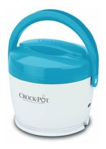crock-pot sccplc200-bl calentador de comida de 20-ounce croc