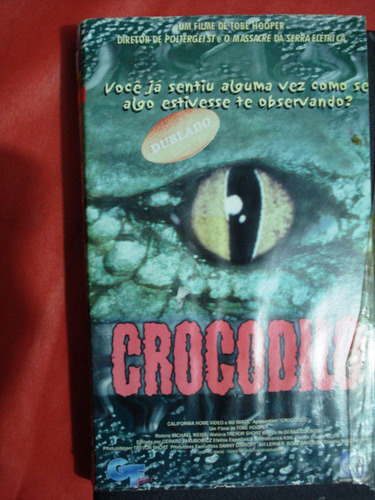 crocodilo vhs dublado