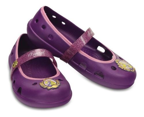 crocs ballerinas originales rapunzel