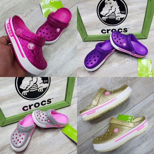 crocs band escarcha