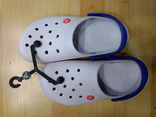 crocs (blanco)