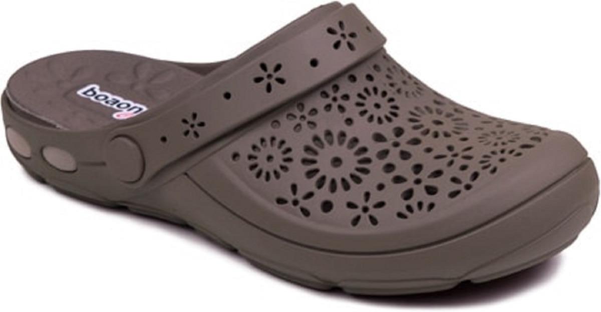 569f0c88e crocs boaonda feminino marrom chinelo confort sandália. Carregando zoom.