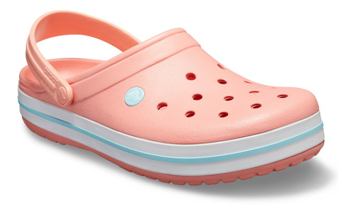 crocs crocband clog melon hombre mujer
