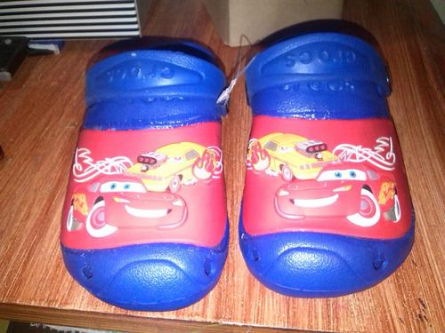 crocs de niños