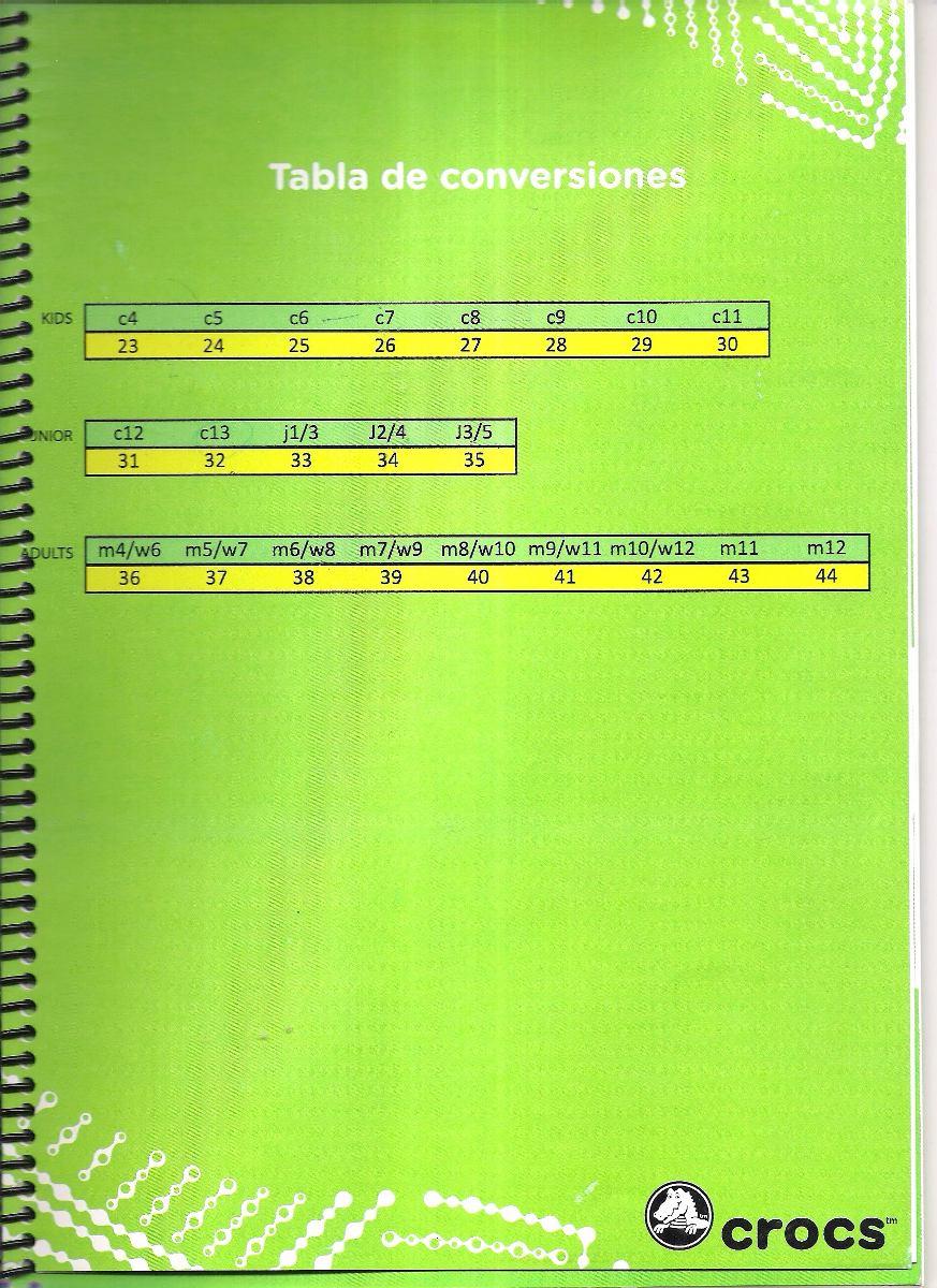 Crocs Hombre Mujer Clasic Clasicas Amarilla Originales - $ 529,00 en ...
