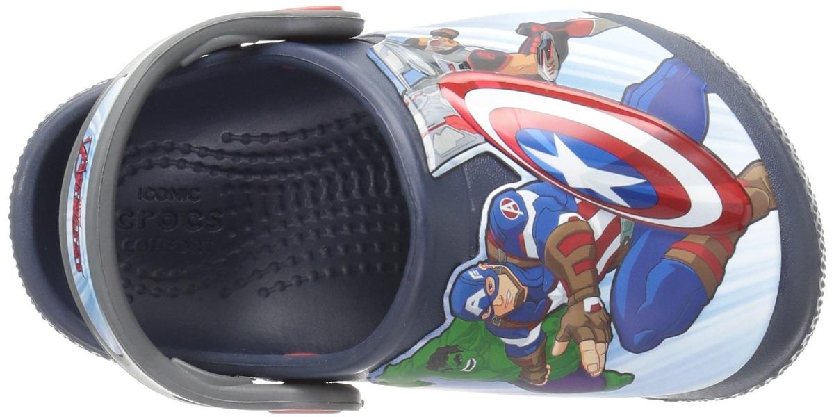 d384be754 Crocs Kids  fl Avengers Multi Clog K