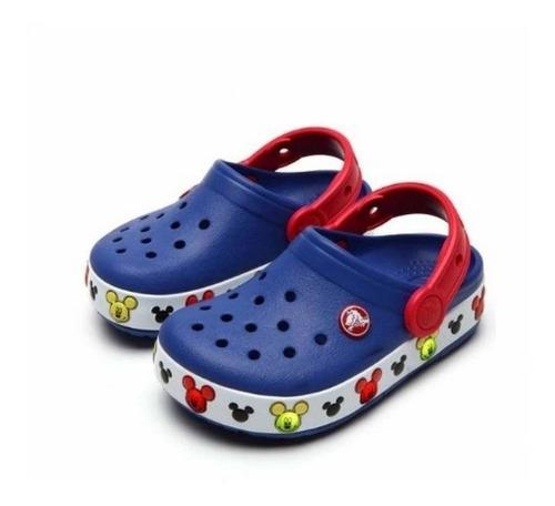 crocs mickey led
