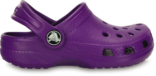 crocs originales classic violeta