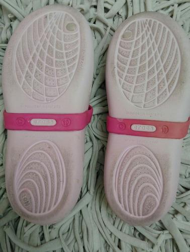 crocs originales flat niña tipo balerina