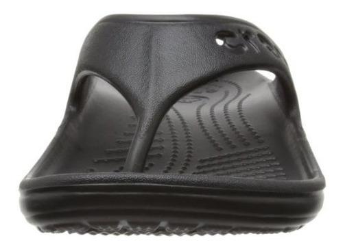 crocs para mujer baya flip