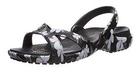Meleen Crossband Crocs Para Slide Grafico Mujer Sandalia jUzGLVqSMp