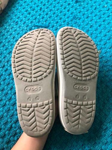 crocs plataforma
