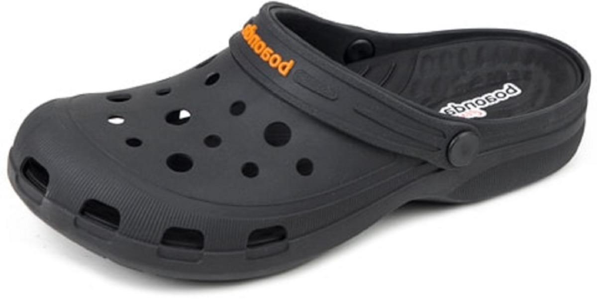71210e4ff Crocs Sapato Sandália Masculino Confort Macio Preto - R$ 120,00 em ...