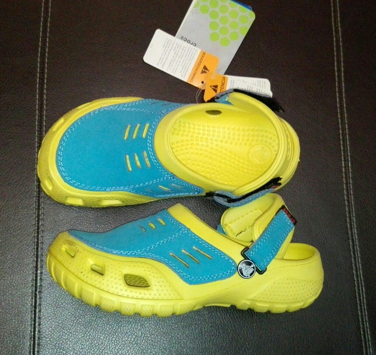ee4c82411c11f1 Crocs Yukon Dama Unicos En Mexico -   699.00 en Mercado Libre
