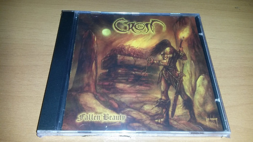 crom - fallen beauty (imp/eu) cd lacrado (viking metal)