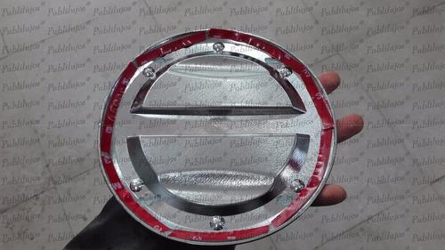 cromo tapa de combustible mitsubishi sportero l200 2007-15