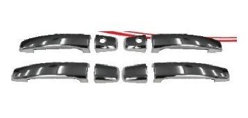 cromos de lujo chevrolet cruze manijas puerta 10-14 8 piezas
