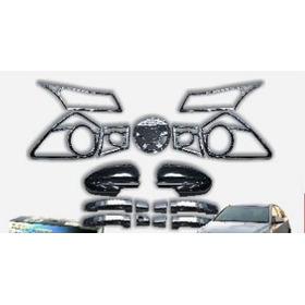 Cromos De Lujo Para Chevrolet Cruze Abs Tunning 17 Piezas