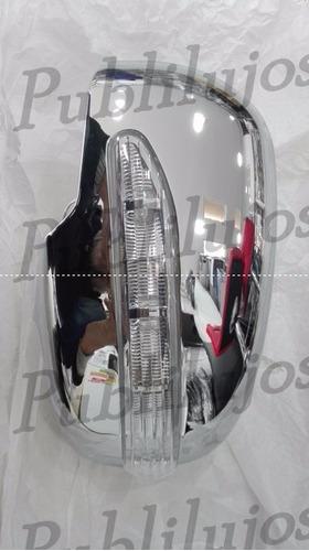 cromos espejos con luz hyundai vision 2010 en adelante 2 pie