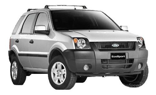 cromos espejos y manijas ford ecosport 2007 10 piezas