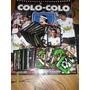 Láminas Álbum Fútbol Colo Colo Oficial 1925 - 2006 Salo