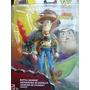 Toy Story Olvidados En El Tiempo Woody Armadura De Batalla