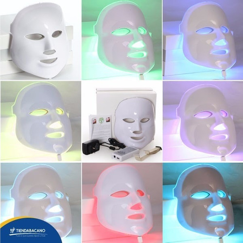 cromoterapia fototerapia belleza facial antiarrugas