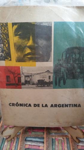 cronica de argentina 1962  eudeba