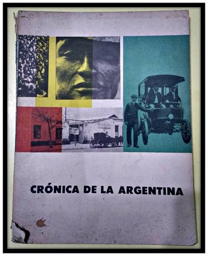 crónica de la argentina