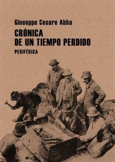 cronica de un tiempo perdido(libro )