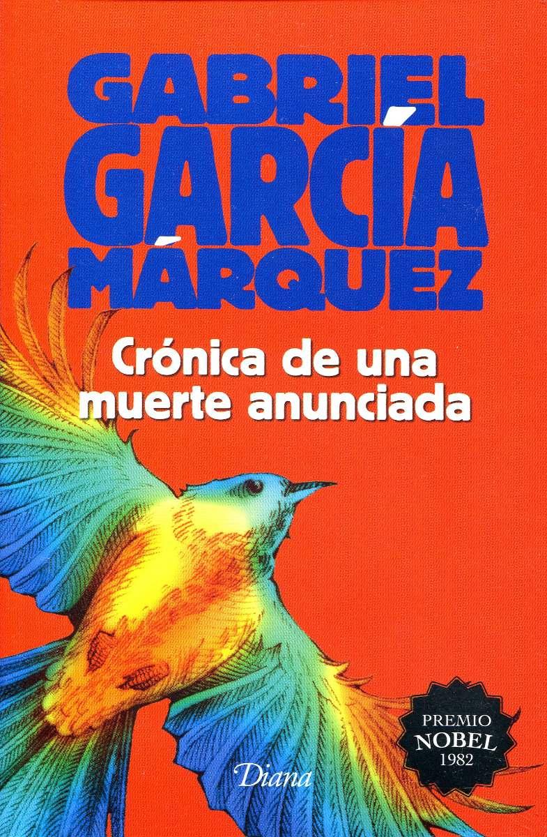 cronica de una muerte anunciada libro completo pdf gratis