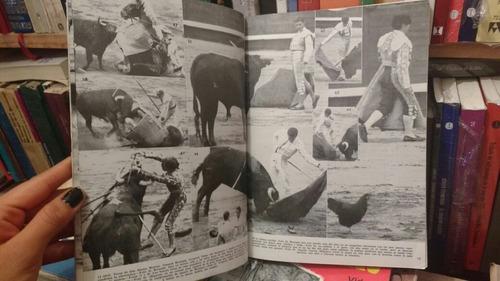 crónica taurina gráfica 1969 fernando botán mon y castillo