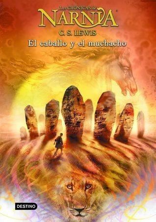 cronicas de narnia iii, las - el caballo y el muchacho (tapa